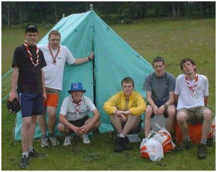 The 2000 Cairde National Venturer Competition