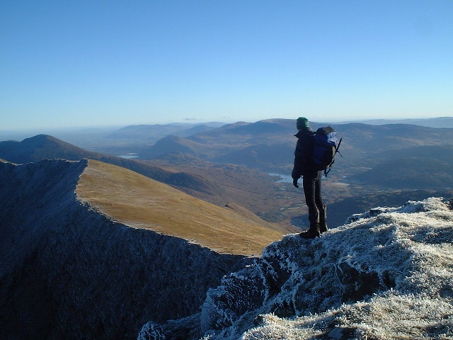 On the Reeks Ridge