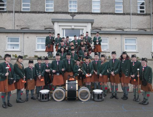 Pipe Band head to France for Celtic Festival