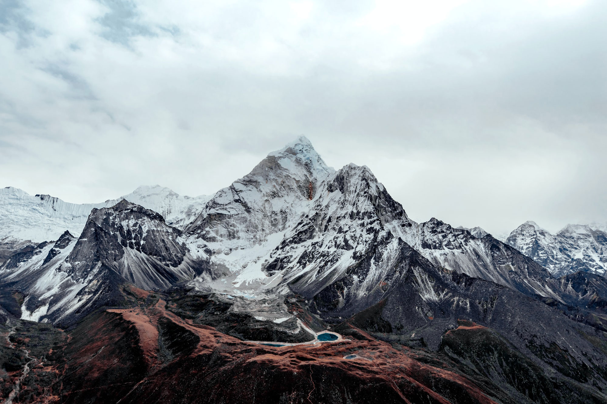 Dingboche in Nepal. Photo by Craig McKay.
