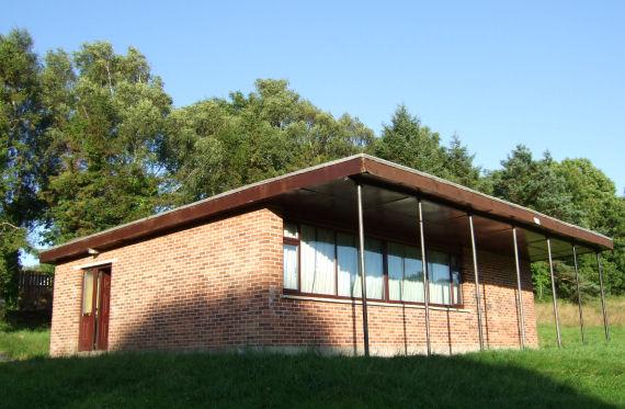 Faithlegg Scout Centre Den