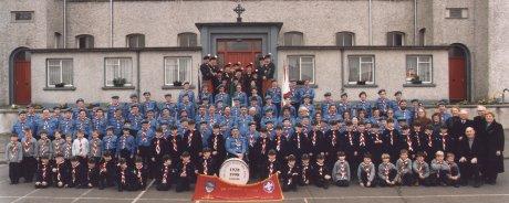 The De La Salle Scout Group at St. Stephen's school
